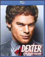 Dexter: The Third Season [3 Discs] [Blu-ray]