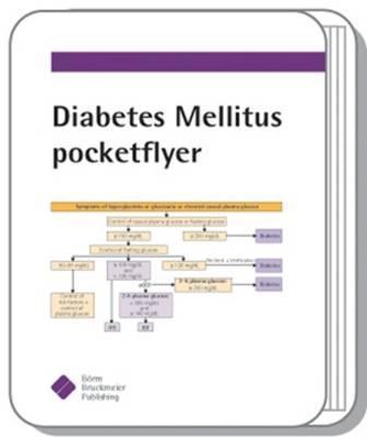 Diabetes Mellitus Pocketflyer - Bbp