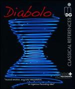 Diabolo: 28 Classical Audiophile Examples & Test Signals [Hybrid SACD & Blu-ray] - Andrea Lieberknecht (flute); Anette Maiburg (flute); Christian Zacharias (piano); Claudius Tanski (piano); Elisabeth Leonskaja (piano); Ensemble Wolfgang Bauer; Frank Bungarten (guitar); Godelieve Schrama (harp); Hardy Rittner (piano)