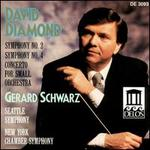 Diamond: Symphonies 2 & 4 / Concerto for Orchestra