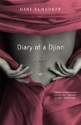 Diary of a Djinn - Alhadeff, Gini