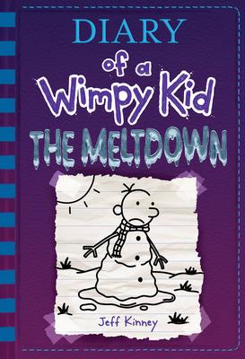 Diary of a Wimpy Kid #13: Meltdown - Kinney, Jeff