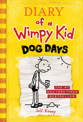 Diary of a Wimpy Kid # 4 - Dog Days - Kinney, Jeff (Illustrator)