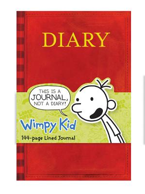 Diary of a Wimpy Kid Journal - Kinney, Jeff