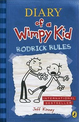 Diary of a Wimpy Kid: Rodrick Rules - Kinney, Jeff