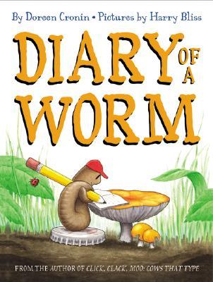 Diary of a Worm - Cronin, Doreen