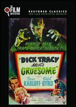 Dick Tracy Meets Gruesome - John Rawlins