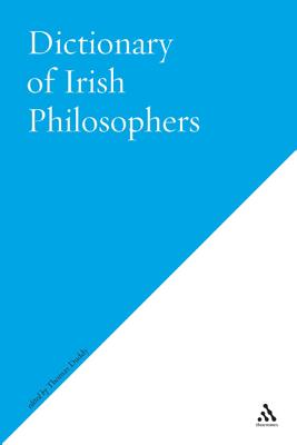 Dictionary of Irish Philosophers - Duddy, Thomas (Editor)