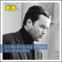 Dietrich Fischer-Dieskau: Voice of the Century [Includes DVDs] [Limited Edition] - Alfredo Giacomotti (vocals); Andreas Röhn (violin); Anja Silja (soprano); Anna Reynolds (mezzo-soprano);...