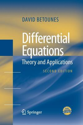 Differential Equations: Theory and Applications - Betounes, David