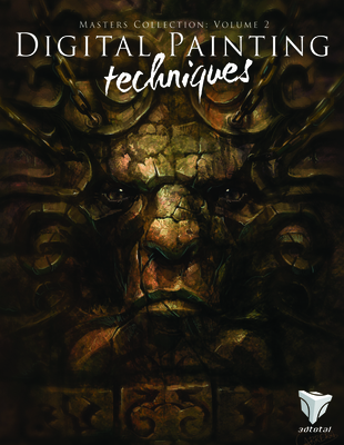 Digital Painting Techniques: Volume 2: Practical Techniques of Digital Art Masters - Ming Wong, Chee, and Seiler, Jason, and Van Dijk, Jesse