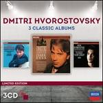 Dimitri Hvorostovsky: 3 Classic Albums