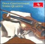 Dinos Constantinides: String Quartets