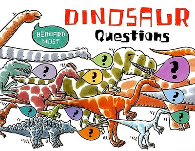 Dinosaur Questions - Most, Bernard