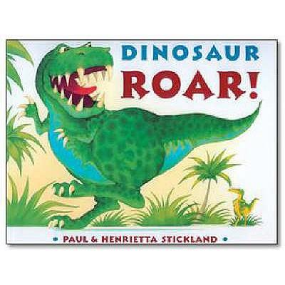 Dinosaur Roar - Strickland, Henrietta