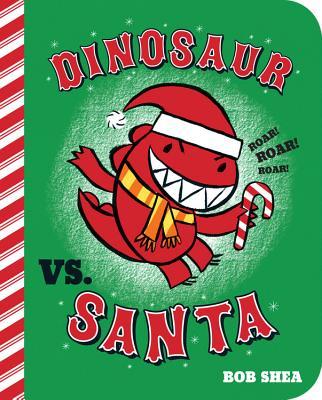 Dinosaur vs. Santa -