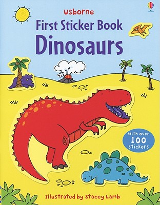 Dinosaurs Sticker Book - Taplin, Sam