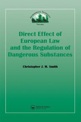 Direct Effect of European Law - Smith, Christopher J M