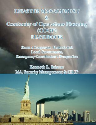 Disaster Management & COOP Hand Book - Briscoe, Kenneth L