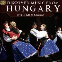 Discover Music From Hungary - Various Artists