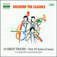 Discover the Classics - Alan Cuckston (harpsichord); Alida Ferrarini (vocals); Balázs Szokolay (piano); Eduard Tumagian (vocals);...