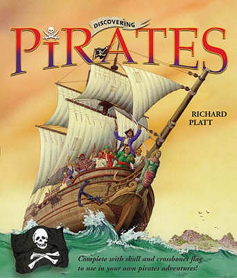 Discovering Pirates - Platt, Richard
