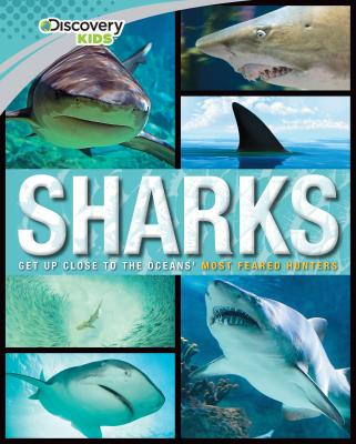 Discovery Kids Sharks: Get Up Close to the Oceans' Most Feared Hunters - Parragon Books Ltd