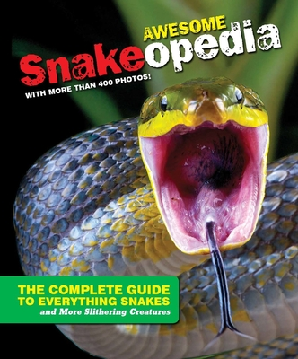 Discovery Snakeopedia: The Complete Guide to Everything Snakes - Time Home Entertainment Inc (Creator)