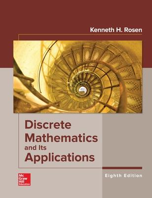 Discrete Mathematics and Its Applications - Rosen, Kenneth H, Dr.