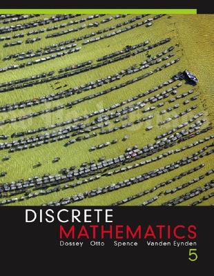 Discrete Mathematics - Dossey, John A
