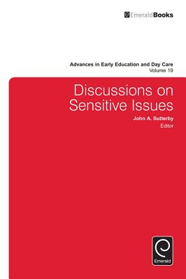 Discussions on Sensitive Issues - Sutterby, John