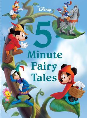 Disney 5-Minute Fairy Tales - Disney Book Group