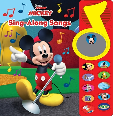 Disney Mickey Mouse Clubhouse: Sing-Along Songs - P I Kids