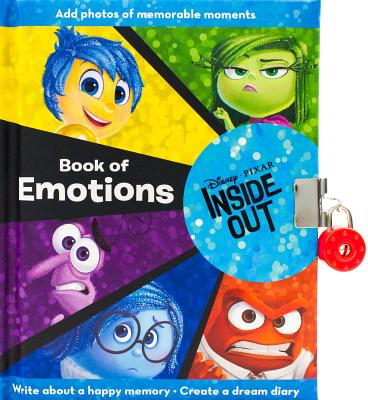 Disney Pixar Inside Out Book of Emotions - Parragon Books Ltd