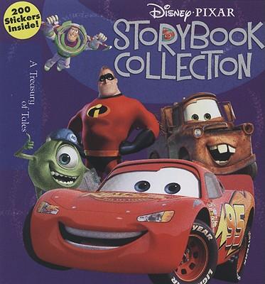 Disney Pixar Storybook Collection - Disney Press (Creator)