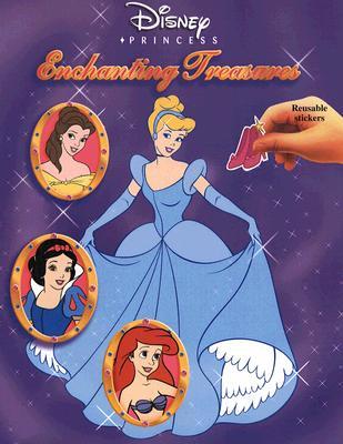 Disney Princess Enchanting Treasures - Random House Disney