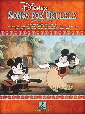 Disney Songs for Ukulele - Hal Leonard Corp (Creator), and Beloff, Jim