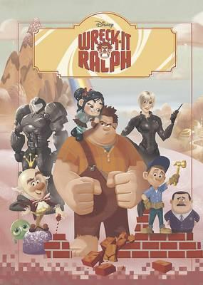 Disney Wreck-it Ralph Storybook -