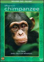 Disneynature: Chimpanzee [2 Discs] [DVD/Blu-ray] - Alastair Fothergill; Mark Linfield