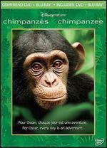 Disneynature: Chimpanzee [French] [Blu-ray/DVD]
