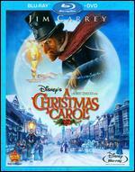 Disney's A Christmas Carol [2 Discs] [Blu-ray/DVD] - Robert Zemeckis