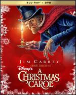 Disney's A Christmas Carol [Blu-ray/DVD] [2 Discs] - Robert Zemeckis