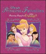 Disney's Princess Favorites