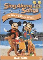 Disney's Sing Along Songs: Beach Party at Walt Disney World -