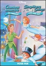 Disneys Sing Along Songs Peter Pan You Can Fly Movie