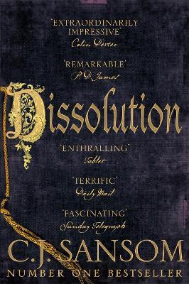 Dissolution - Sansom, C. J.