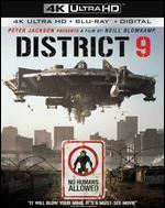 District 9 [Includes Digital Copy] [4K Ultra HD Blu-ray/Blu-ray]
