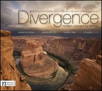 Divergence - Glenn Dicterow (violin); Karen Dreyfus (viola); Ondrej Lebr; Vit Muzik