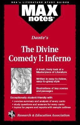 Divine Comedy I: Inferno, the (Maxnotes Literature Guides) - Alighieri, Dante, and Price Davis, Anita, Dr., and Davis, Anita Price