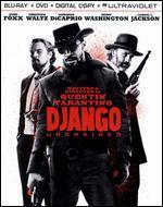 Django Unchained [2 Discs] [Includes Digital Copy] [Blu-ray/DVD]